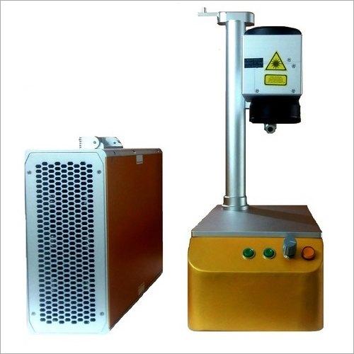 Jewelry Laser Hallmarking Machine