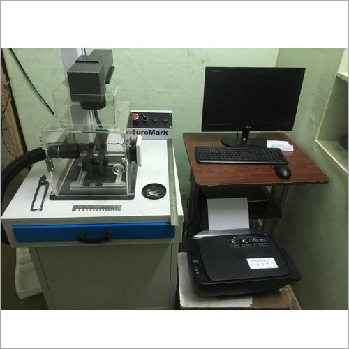 Gold Laser Cutting Machine
