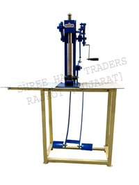 Double Peddal Type Manual Agarbatti Making Machine