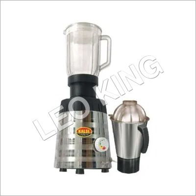 Heavy Duty Round Mixi With 1.5 Ltr Jar And Steel Jar