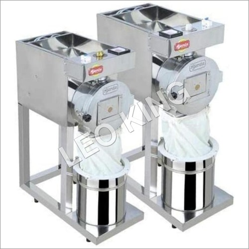 Electric Floor Mill Machine