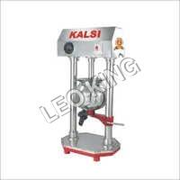 Steel Lassi Machine