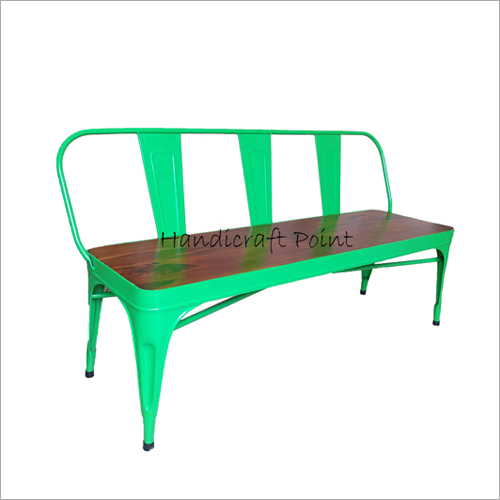 Industrial Tolix Sofa For Cafe And Restaurant