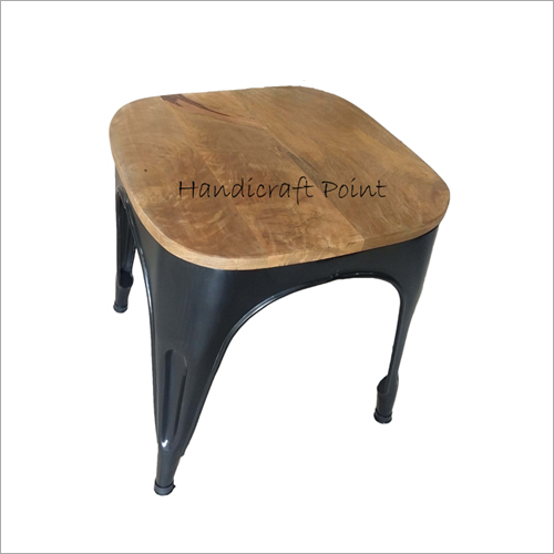 Wooden Cafe Stools