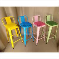 Bar Stool Chair With Cushion