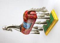 Wooden Metal Handicraft Horse