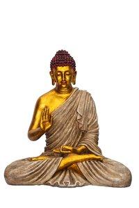 Antique Finish Buddha statue