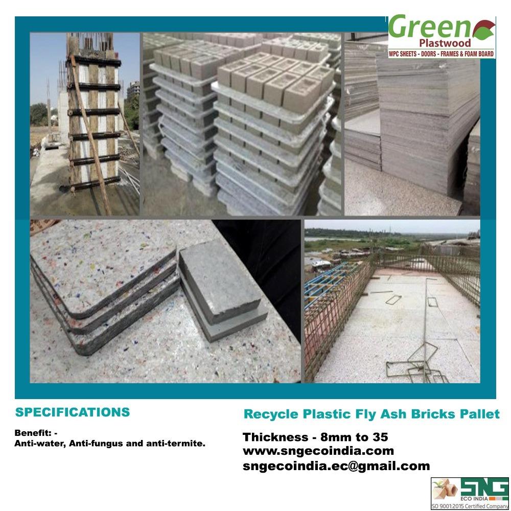 Paver Block Plastic Pallets