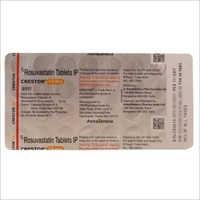 10mg Rosuvastatin Tablets IP