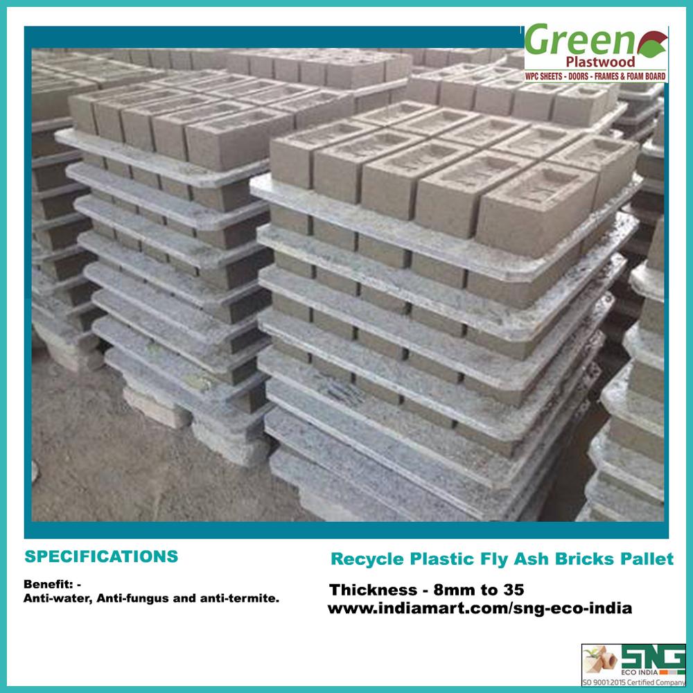 Bricks Pallet