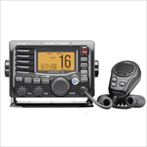 ICOM Marine Base Station IC-M504