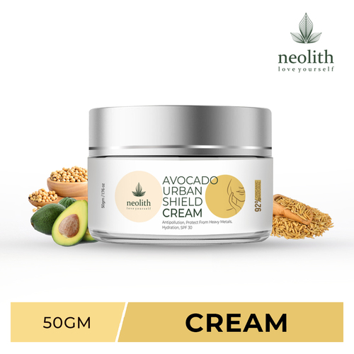 Neolith Avocado Urban Shield Cream  (50 G)