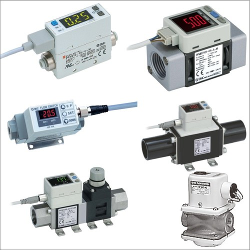 Electronic Flow Switches