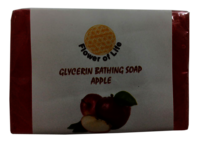 Apple Glycerin Bathing Soap