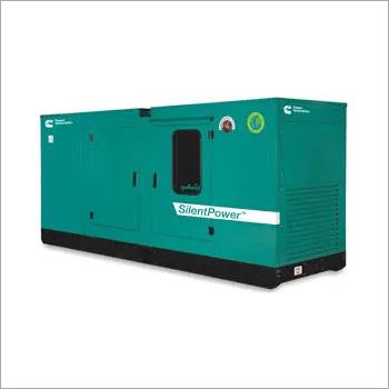 Silent Power Diesel Generator