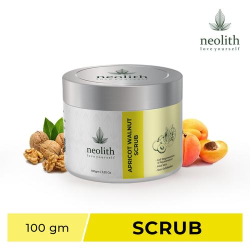 Neolith Apricot Walnut Scrub Scrub  (100 G)