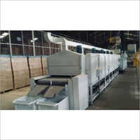 Conveyorized Type Curing Oven