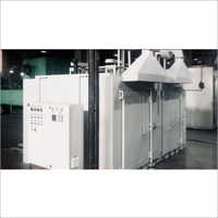 Batch Type Curing Oven