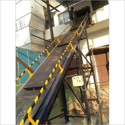 Vertical Industrial Conveyor
