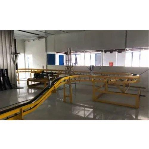 Floor Monorail Conveyor