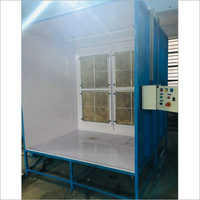 Dry Type Liquid Painting Booth