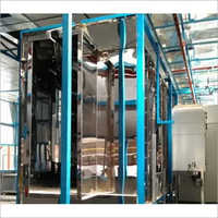 Conveyorised Type Powder Coating Plant