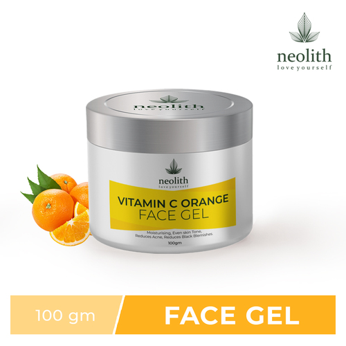 Neolith Vitamin C Orange Face Gel  (100 G)