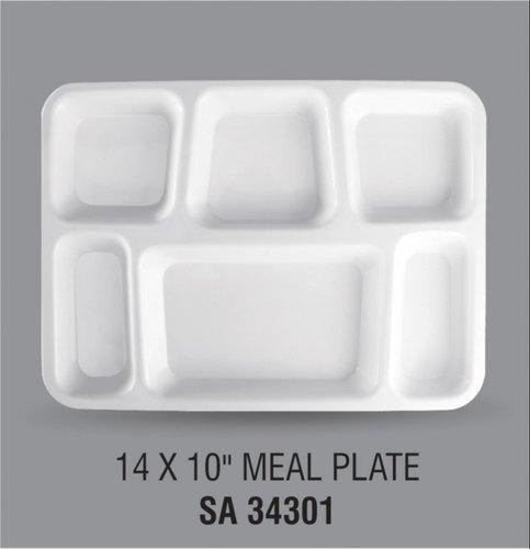 Acrylic Meal Plate