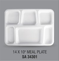 Acrylic Meal Plate