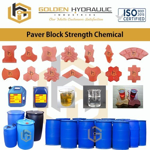 Paver Block Strength Chemical