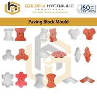 Paving Block Mould