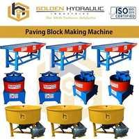 Paving Block Making Machine