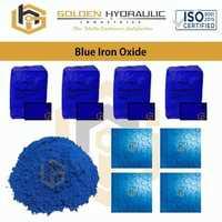 Blue Iron Oxide