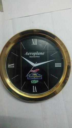 Audio Fancy Wall Clocks For Corporate Gifting, Promotion, Advertisement