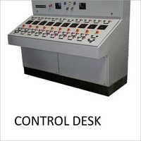 Automatic Control Desk Panel