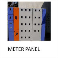 Single Phase Meter Panel