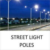 Octagonal Street Light Pole