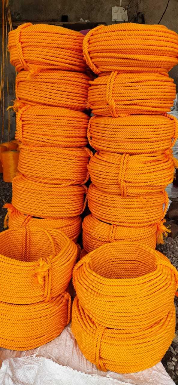 Multi Color Nylon Rope