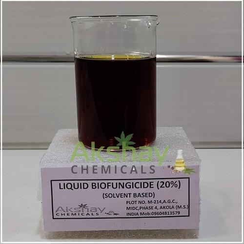 Liquid Biofungicide 20%