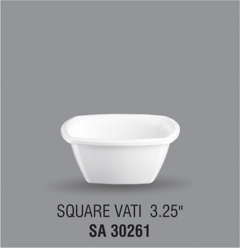Square Vati 3.25 Inches
