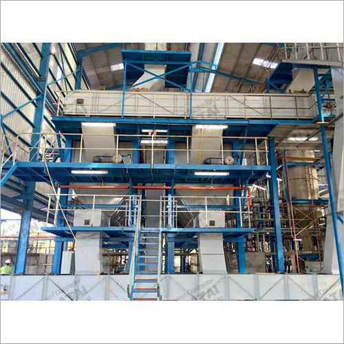 Palm Oil Processing Machine