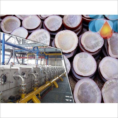Copra Oil Extraction Machine