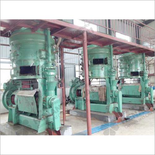 Oilseeds Cold Press Pretreatment Plant