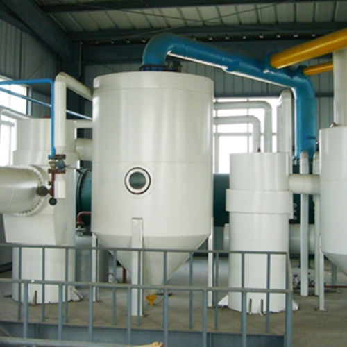 Sub-Critical Fluid Extraction Plant