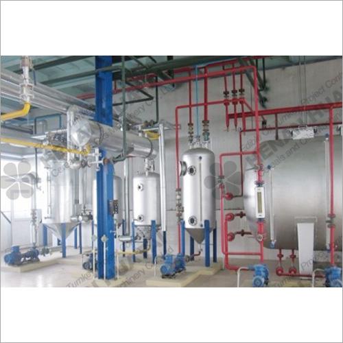 Capsicum Red Pigment Extraction Plant
