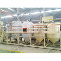 Small-Sized Edible Oil Refinery Machinery
