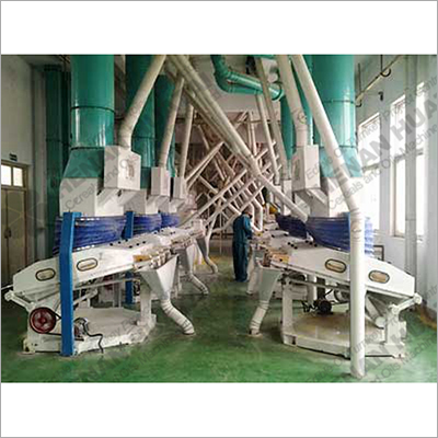 Corn Flour Processing Machine