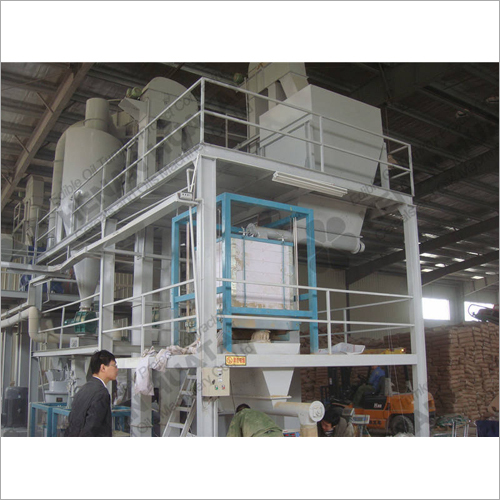 Aquatic Feed Mill Machine