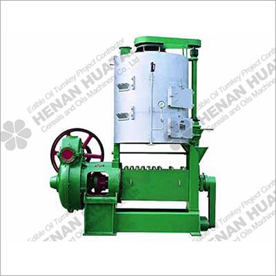 Large Screw Oil Press Machine