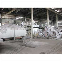 Solid Waste Processing Machine